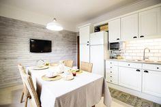 Cozinha da Maria#final #photography #kitchen #upcycled #storage #homedecor…