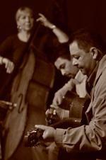 Vano Bamberger & Band   - Gipsy / Sinti Jazz (Django Reinhardt)