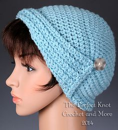 Ravelry: Felicity Flapper Cloche Hat pattern by The Perfect Knot - Michelle Kovach