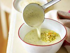 Bärlauch-Rahm-Suppe