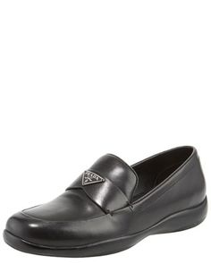 Classic Logo Loafer by Prada at Bergdorf Goodman.