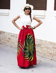 african print skirts  #africanprintskirts #ankaraskirt #maxiskirt #printskirt