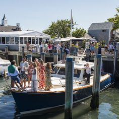 Party CRU Nantucket Style