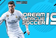 Downl oad DLS 19 Mod APK - Dream League Soccer 2019 Apk Mod Data for Android Game Offline HD Graphics GamePlay. DLS 19 – Dream League Soccer 2019 has arrived Modded and is better than ever HD Messi Et Ronaldo, Lionel Messi, Liga Soccer, Pogba, Point Hacks, Uefa Champions, Champions League, Game Resources, Soccer Games