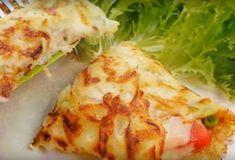 Картофельные блинчики с начинкой — шикарный завтрак за 10 минут - life4women.ru
