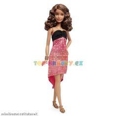 BRB Barbie fashionistas modelka 24/ 279,-