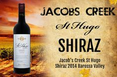 Jacob's Creek St Hugo Shiraz #JacobsCreek #JacobsCreekWines #Shiraz #ShirazWines #Australia https://online-wine-australia.blogspot.com/2017/03/jacobs-creek-st-hugo-shiraz.html