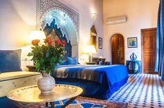 Riad Zamane Fès, Fez, including photos - Booking.com