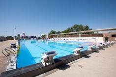 Centre aquatique Grand Bleu - © Ville de Cannes 2013