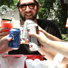 #NYC DAY DRINKING: AN HOUR-BY-HOUR GUIDE PUBLISHED ON 8/21/2014