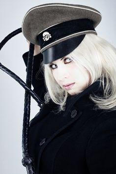 Crime, German Uniforms, Female Supremacy, Army Uniform, Military Wife, Dominatrix, Dieselpunk, Military Fashion, True Beauty