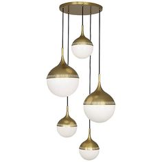 Rio Multi-Light Pendant by Jonathan Adler at Lumens.com