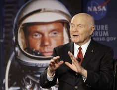 Ohio airport to be named in honor of astronaut John Glenn