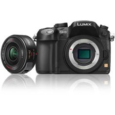 Panasonic Lumix DMC-GH3K 16.05 MP Digital Single Lens Mirrorless Camera with Panasonic Lumix G X Vario PZ 14-42mm/F3.5-5.6 Lens (Black) by Panasonic. $1652.09. The Panasonic Lumix DMC-GH3 Mirrorless Digital Camera (Black) features a 17.02MP Micro 4/3 Digital Live MOS sensor and a 4-CPU Venus Engine, which enable the GH3 to capture high resolution JPEG and RAW stills as well as intricately detailed HD video. The GH3 has been totally redesigned with an array of p...