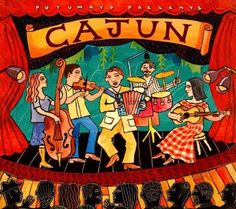 Putumayo Presents: Cajun [CD] - Front_Standard