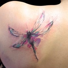 watercolor tattoo butterfly - Google Search                                                                                                                                                      Más