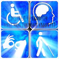 discover-ability.com Disability & Equality lets think about it,[post_link},    I'd like to ask a question: how many disabled people do you know? The UK government says There are over 11 million people with a limiting long t...