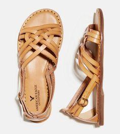 Natural AEO Huarache Sandal