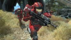 Red Team, Halo Reach.