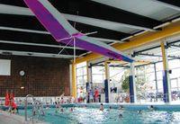 Schwimmbecken mit Nichtschwimmerbereich