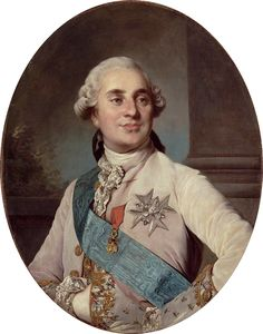 Louis XVI at the age of 20 Joseph Duplessis, 1776     I'm currently working…