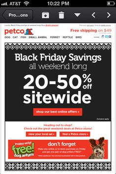 d20edc91c2b 37 Awesome Cyber Monday Cyber Week Emails images