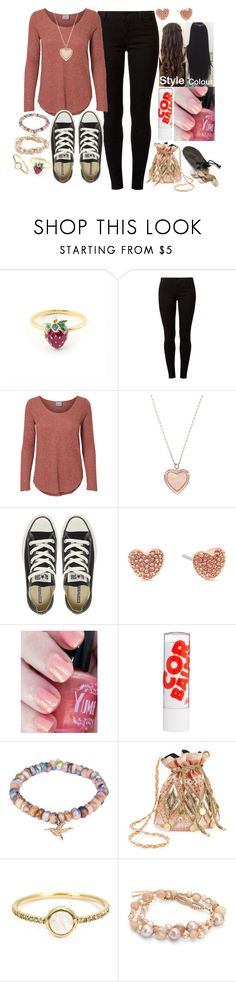 """#77~ Thalia"" by moon-crystal-wolff ❤ liked on Polyvore featuring Bill Skinner, Dorothy Perkins, Vero Moda, LC Lauren Conrad, Converse, Michael Kors, Barry M, Sydney Evan, Miss Selfridge and Irene Neuwirth"