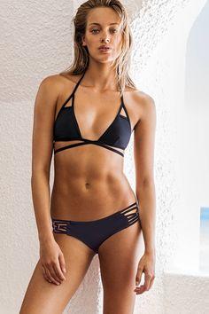 Vitamin A Serra Amber Bikini| Orchid Boutique