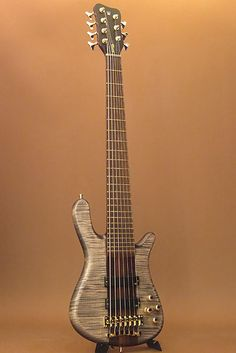 "WARWICK(ワーウィック) Custom shop Streamer Stage 1 7st ""AAA Coloured Flamed Maple"""