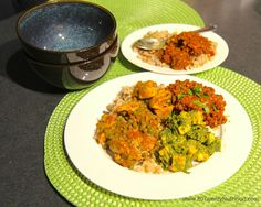 Curry Chicken – Healthy & Simple!