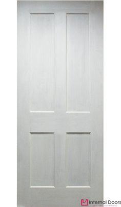 White Oak Shaker Bow Interior Door Doorandfloor Co Uk 1 Panel Html And Floor Doors