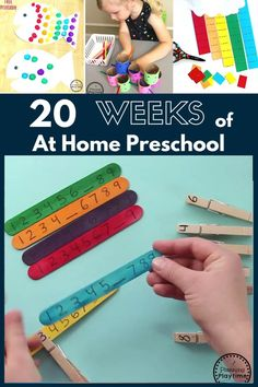 Preschool Prep, Preschool Lessons, Preschool Learning Activities, Homeschool Kindergarten, Preschool At Home, Preschool Classroom Layout, Learning Numbers Preschool, Letter B Activities, Writing Center Preschool