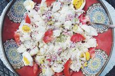 Momma's Potato Salad recipe on Food52