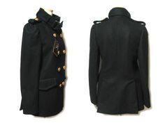 【楽天市場】新品 Vivienne Westwood Anglomania 「38」 Brigadier Coat ミリタリー変形コート・ジャケット (military coat) ヴィヴィアンウエストウッド MAN アングロマニア ■税抜¥3000以上 日本全国【送料無料】■:JIMU