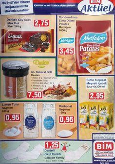 Bim 4 Eylül 2015 aktüel ürünler kataloğu