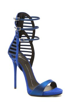 Giuseppe Zanotti Pre-Fall 2015 [Courtesy Photo] gorgeous shoes, and still would be if the heels were a bit lower.