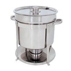 11 QT STAINLESS STEEL COMMERCIAL SOUP CHAFER / CHAFING DISH $102.56