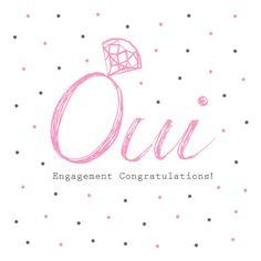 Engagement Congratulations - Engagement Diamond