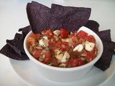Red, white and blue...SALSA!