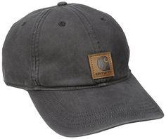 1927eb1180c Carhartt Men s Medium Profile 100 Percent Cotton Odessa Force Cap