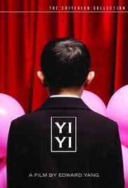 """Poster for """"Yi Yi (A One and A Two, 一一)"""" by Edward Yang (楊德昌), 2000"""