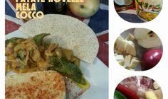 curry di verdure al cocco in stile tailandese