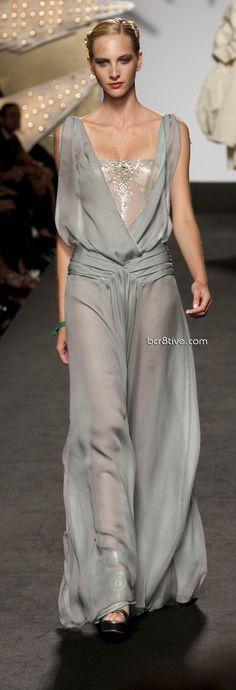 Gattinoni Fall Winter 2009 Couture