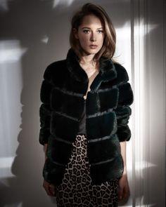 LILLY E VIOLETTA #fashion#fur #mink #jacket #style #coat #lillyevioletta @lillyevioletta1