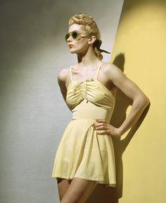 Lisa Fonssagrives.  Photo by Horst P. Horst.
