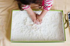 DIY Indoor Snowmen in For the kids