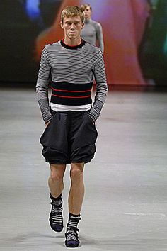 Raf Simons | Spring 2007 Menswear Collection | Style.com