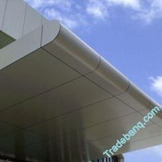 Aluminium Panel, from Al Etihad Group | Buy Building Cladding Products on Tradebanq.com http://shar.es/UdTiR
