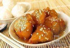 Kínai szezámmagos csirke 2. Pretzel Bites, Frankfurt, Hamburger, Favorite Recipes, Bread, Food, Chinese, Kitchens, Brot