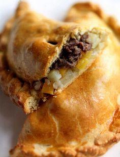 Cornish pasty, best by far is Phillip warren.